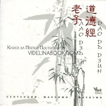 Книга за Пътя и Постигането Дао дъ дзин